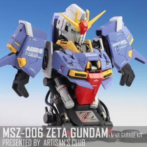 Maniac Studio 1/60 GN-0000 00 Gundam Conversion Kit