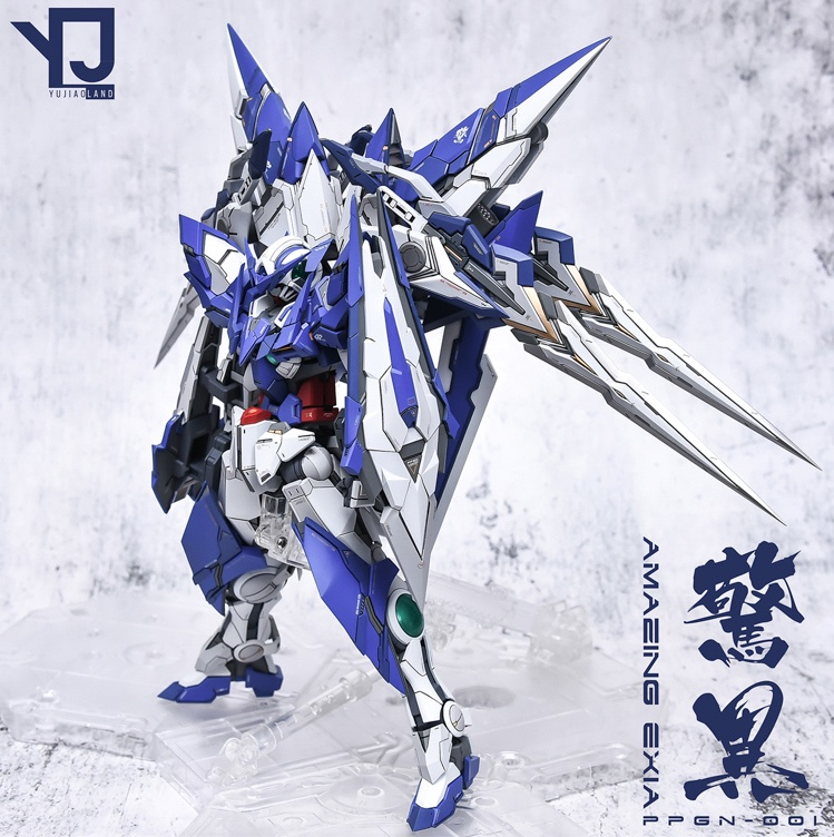 YJL 1/100 Gundam Amazing Exia Conversion Kit |MuseigenHobby