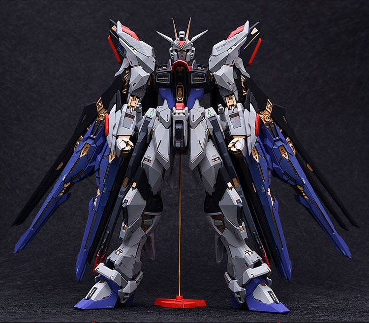 Exceptional Strike Freedom Gundam Mg Picture Download